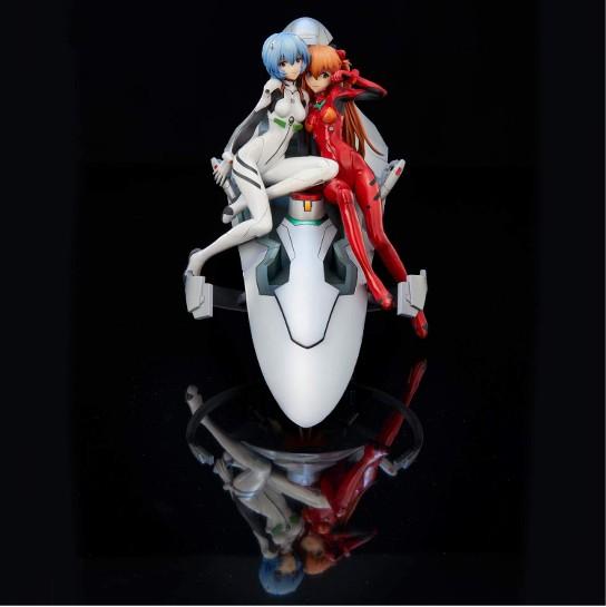 新世紀エヴァンゲリオン レイ&アスカ ~twinmore Object~ ユニオンクリエイティブ フィギュアが予約開始! 0118hobby-eva-IM004