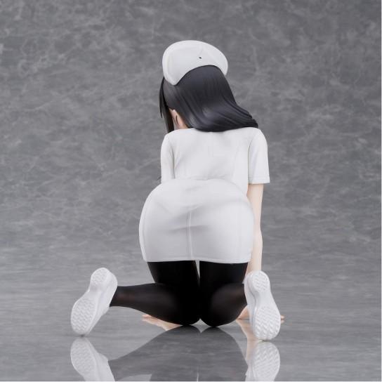 【入荷】KFRイラスト『ナースさん』ユニオンクリエイティブ フィギュアが登場!優しい表情に魅惑的なポージングで立体化! 0129hobby-KFR-IM003