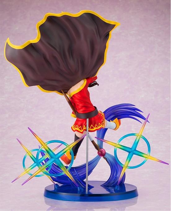 【入荷】CAworks この素晴らしい世界に祝福を! めぐみん AnimeOpeningEdition キャラアニ フィギュアが登場! 0204hobby-megumin-IM003