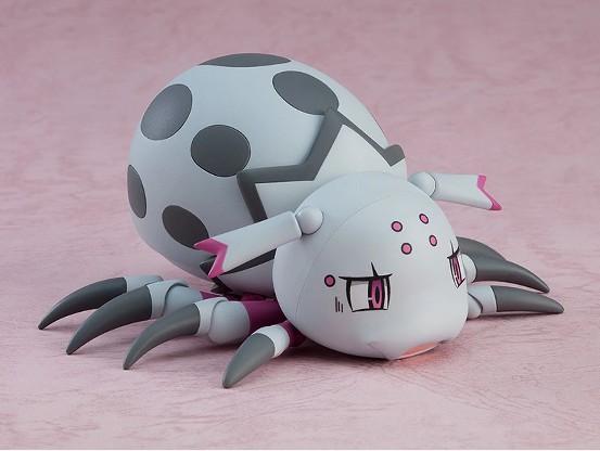 ねんどろいど 蜘蛛ですが、なにか? 蜘蛛子 グッドスマイルカンパニー 可動フィギュアが予約開始! 0205hobby-kumoko-IM002