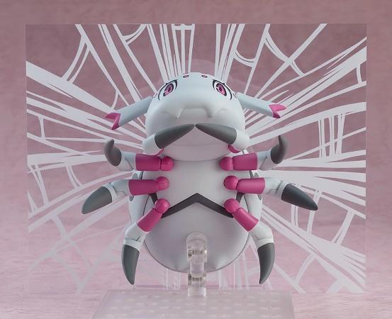 ねんどろいど 蜘蛛ですが、なにか? 蜘蛛子 グッドスマイルカンパニー 可動フィギュアが予約開始! 0205hobby-kumoko-IM005