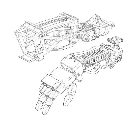 マスターファイル 98式AVイングラム『機動警察パトレイバー』GA Graphic 書籍が予約開始! 0213hobby-ingram-IM002