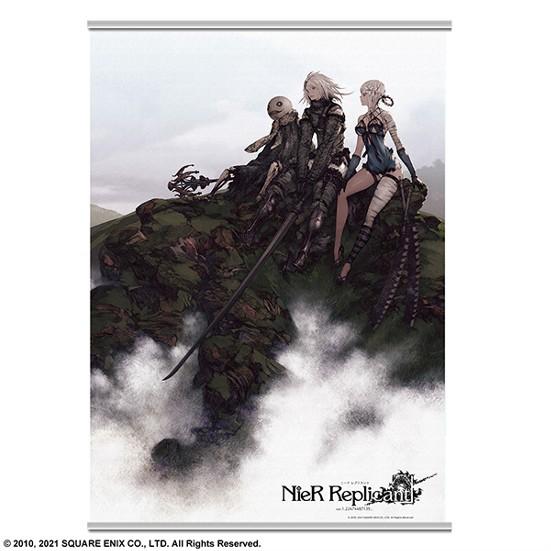 【入荷】NieR Replicant ver.1.22474487139... タペストリー A/B スクウェア・エニックスが登場! 0220hobby-ner-IM002