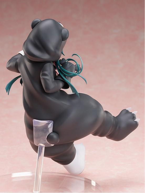 くまクマ熊ベアー ユナ フリュー 1/7スケールフィギュアが予約開始!クマの着ぐるみが着脱可能! 0225hobby-yuna-IM003