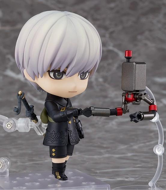 ねんどろいど NieR:Automata 9S(ヨルハ九号S型) グッスマ 可動フィギュアが予約開始! 0226hobby-9S-IM004