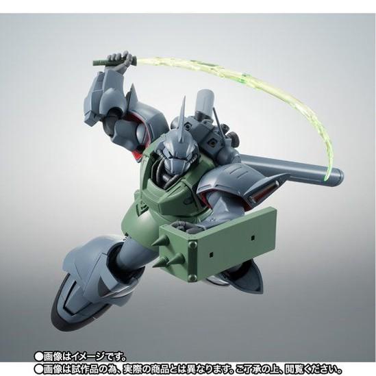 ROBOT魂 <SIDE MS> MS-14F ゲルググM ver. A.N.I.M.E.可動フィギュアがプレバン限定で予約開始! 0311hobby-0083-IM003