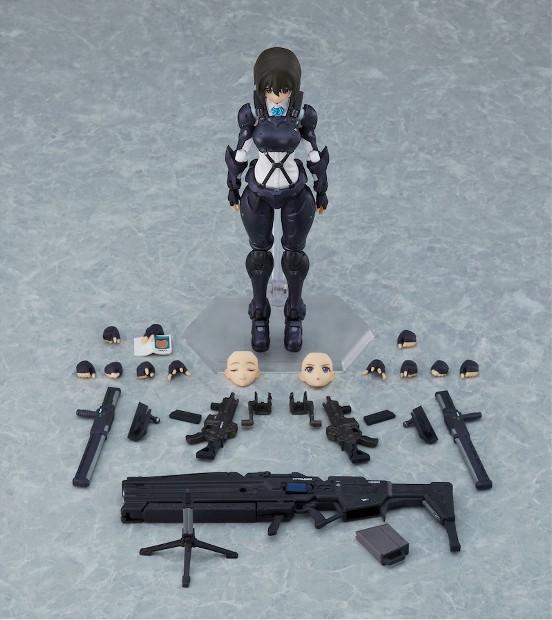 figma ARMS NOTE 図書委員長さん マックスファクトリー 可動フィギュアが予約開始! 0312hobby-arms-IM006