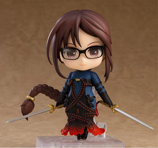 ねんどろいど Fate/Grand Order アサシン/虞美人 グッスマ 可動フィギュアが予約開始! 0312hobby-gubijin-IM001