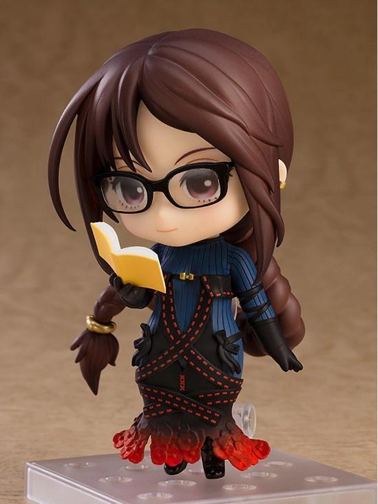 ねんどろいど Fate/Grand Order アサシン/虞美人 グッスマ 可動フィギュアが予約開始! 0312hobby-gubijin-IM002