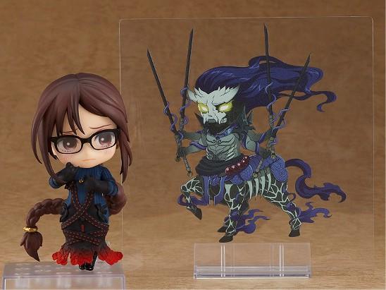 ねんどろいど Fate/Grand Order アサシン/虞美人 グッスマ 可動フィギュアが予約開始! 0312hobby-gubijin-IM004