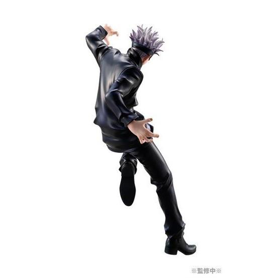 呪術廻戦 五条悟 メガハウス フィギュアが一部店舗限定で予約開始!素顔パーツも付属! 0319hobby-gojo-IM003