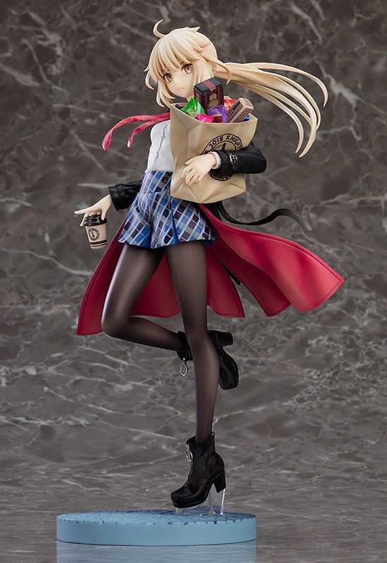 Fate/Grand Order セイバー/アルトリア・ペンドラゴン〔オルタ〕 英霊旅装Ver. グッスマ フィギュアが予約開始! 0326hobby-saber-IM002