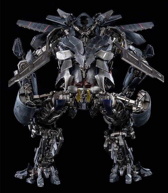 トランスフォーマー/リベンジ DLX ジェットファイヤー  threezero 可動フィギュアが予約開始! 0408hobby-jetfire-IM003