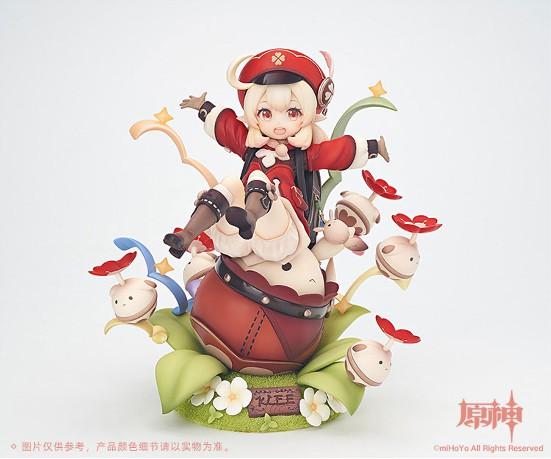 原神 クレー·火花騎士Ver. miHoYo 1/7スケールフィギュアが予約開始! 0416hobby-kulee-IM001