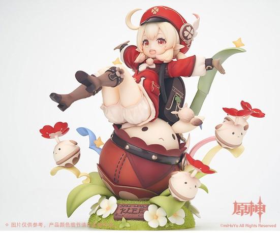 原神 クレー·火花騎士Ver. miHoYo 1/7スケールフィギュアが予約開始! 0416hobby-kulee-IM003