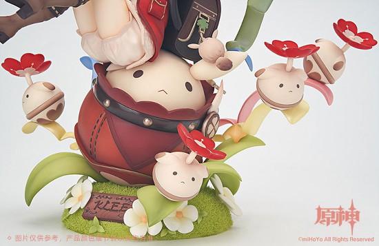 原神 クレー·火花騎士Ver. miHoYo 1/7スケールフィギュアが予約開始! 0416hobby-kulee-IM004
