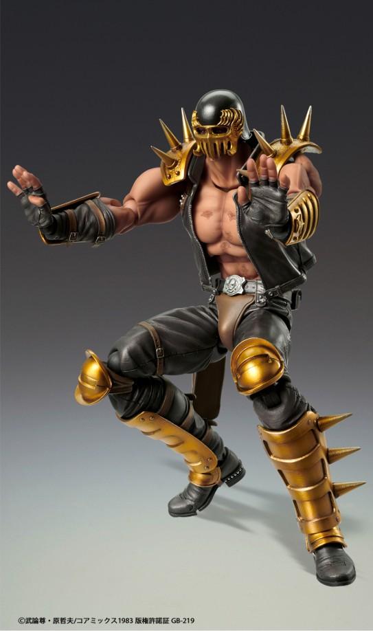 超像可動 北斗の拳 ジャギ メディコス 可動フィギュアが予約開始!素顔パーツも付属! 0419hobby-jagi-IM005