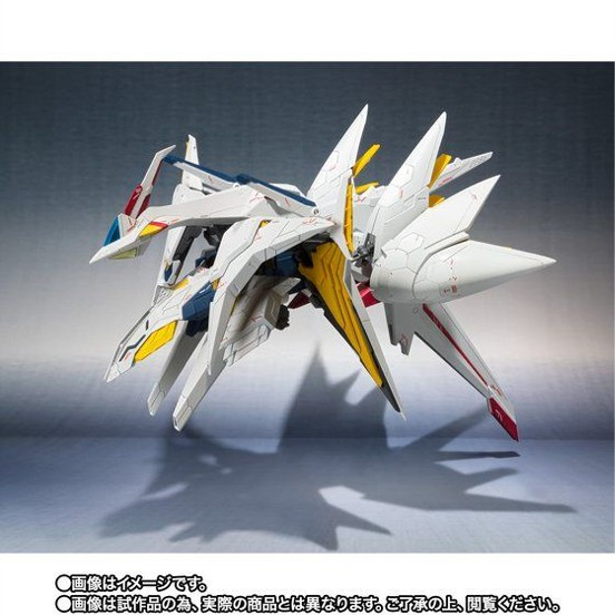 ROBOT魂 (Ka signature) <SIDE MS>ペーネロペー(機動戦士ガンダム 閃光のハサウェイVer.)可動フィギュアがプレバン限定で予約開始! 0423hobby-penerope-IM003