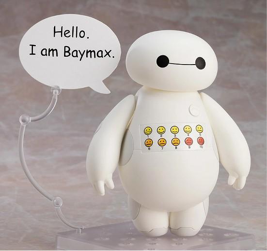 ねんどろいど『ベイマックス』ベイマックス グッドスマイルカンパニー 可動フィギュアが予約開始! 0513hobby-beimax-IM005