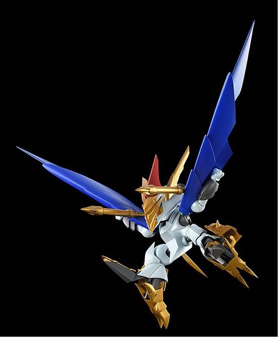 PLAMAX MS-13 真魔神英雄伝ワタル 鋼衣空王丸 マックスファクトリー プラモデルが予約開始! 0514hobby-wataru-IM003