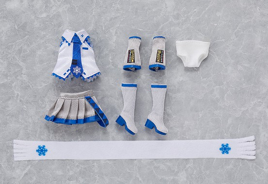 ねんどろいどどーる 雪ミク/おようふくセット 雪ミク グッスマ 可動フィギュアが公式ショップ限定で予約開始! 0520hobby-yuki-IM003