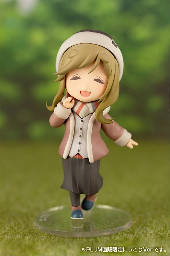 ゆるキャン△ ミニフィギュア 犬山あおい[Season2 Ver.] プラム フィギュアが予約開始! 0528hobby-aoi-IM005