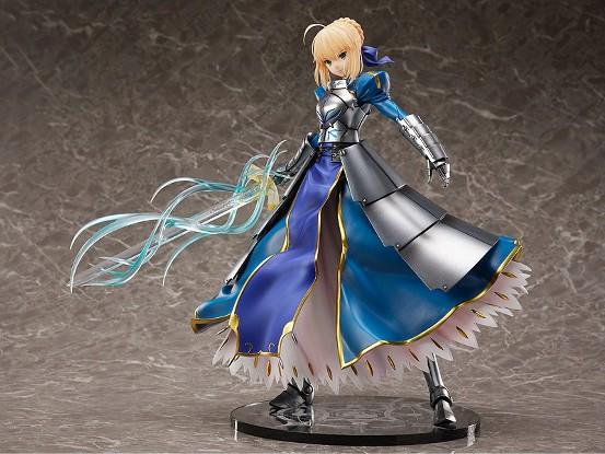 Fate/Grand Order セイバー/アルトリア・ペンドラゴン(第二再臨) フリーイング フィギュアが一部店舗限定で予約開始! 0601hobby-savar-IM002