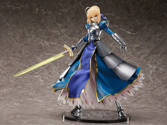 Fate/Grand Order セイバー/アルトリア・ペンドラゴン(第二再臨) フリーイング フィギュアが一部店舗限定で予約開始! 0601hobby-savar-IM004