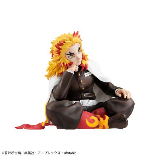 G.E.M.シリーズ 鬼滅の刃 てのひら煉獄さん メガハウス フィギュアが予約開始! 0602hobby-rengoku-IM004