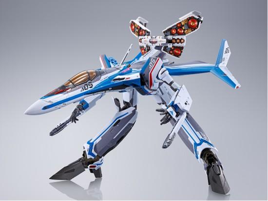 DX超合金 劇場版VF-31Jジークフリード(ハヤテ・インメルマン機)【フォールドプロジェクションユニット装備】など3点が予約開始! 0602hobby-robot-IM001