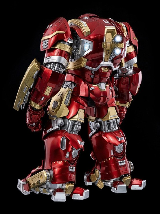 "DLX アイアンマン・マーク44""ハルクバスター""  threezero 可動フィギュアが予約開始! 0611hobby-hulk-IM002"