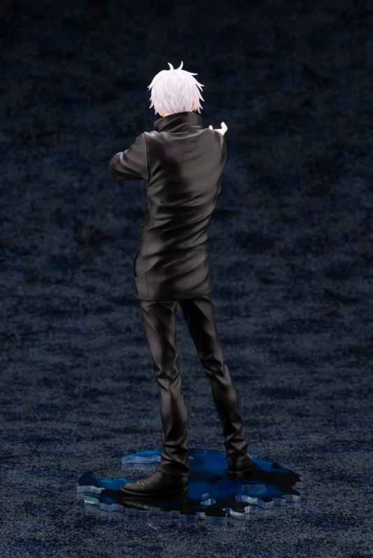 ARTFX J 呪術廻戦 五条 悟 コトブキヤ フィギュアが予約開始!虚式「茈」を発動させるポージングで立体化! 0617hobby-gojo-IM003