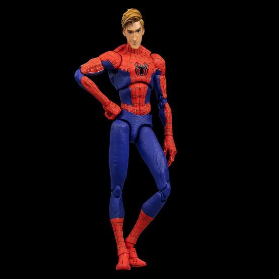 スパイダーマン:スパイダーバース SVアクション ピーター・B・ パーカー/スパイダーマン 千値練 可動フィギュアが予約開始! 0617hobby-spider-IM003