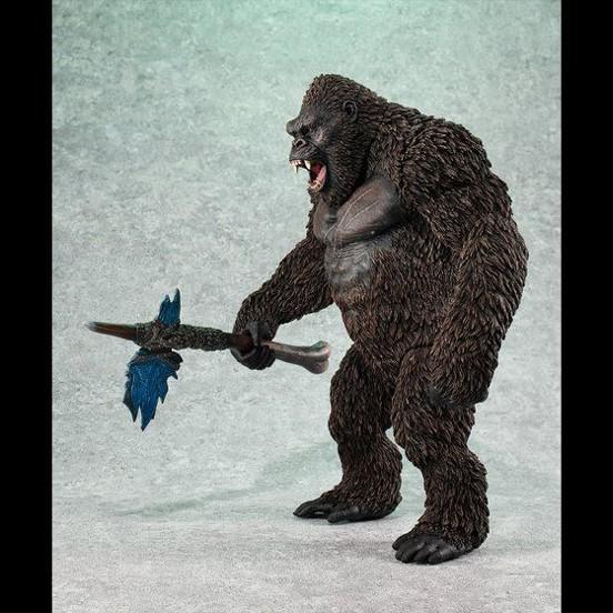 UA Monsters KONG from GODZILLAvs.KONG (2021) メガハウス フィギュアが一部店舗限定で予約開始! 0624hobby-kong-IM003