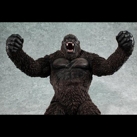 UA Monsters KONG from GODZILLAvs.KONG (2021) メガハウス フィギュアが一部店舗限定で予約開始! 0624hobby-kong-IM004