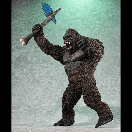 UA Monsters KONG from GODZILLAvs.KONG (2021) メガハウス フィギュアが一部店舗限定で予約開始! 0624hobby-kong-IM005