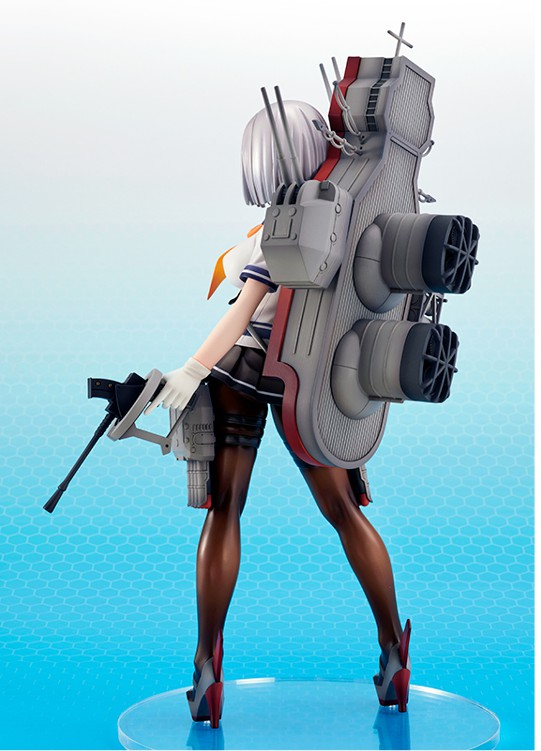 AMAKUNI 艦隊これくしょん -艦これ- 浜風乙改 フィギュアがホビージャパン限定で予約開始! 0625hobby-HJ-IM004