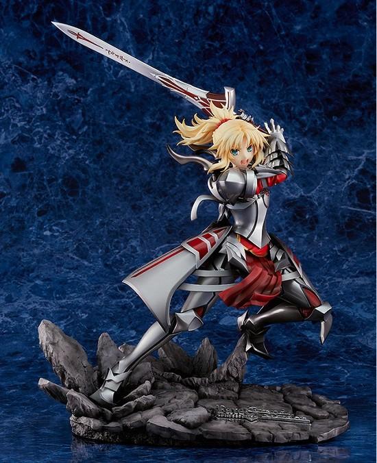 Fate/Grand Order セイバー/モードレッド~我が麗しき父への叛逆(クラレント・ブラッドアーサー)~ グッスマ フィギュアが予約開始! 0625hobby-mordred-IM001