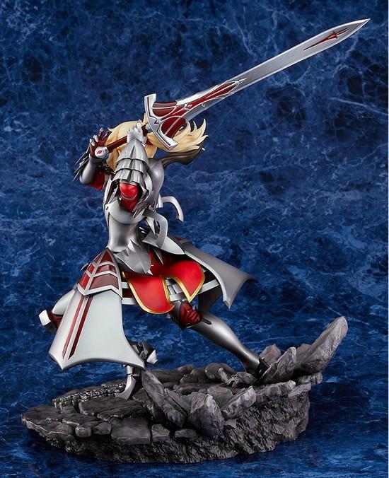Fate/Grand Order セイバー/モードレッド~我が麗しき父への叛逆(クラレント・ブラッドアーサー)~ グッスマ フィギュアが予約開始! 0625hobby-mordred-IM003