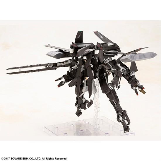 【駿河屋追加(6/28)】NieR:Automata プラスチックモデルキット 飛行ユニットHo229 Type-S & 9S(ヨルハ九号S型) スクエニが予約開始! 0625hobby-nier-IM001