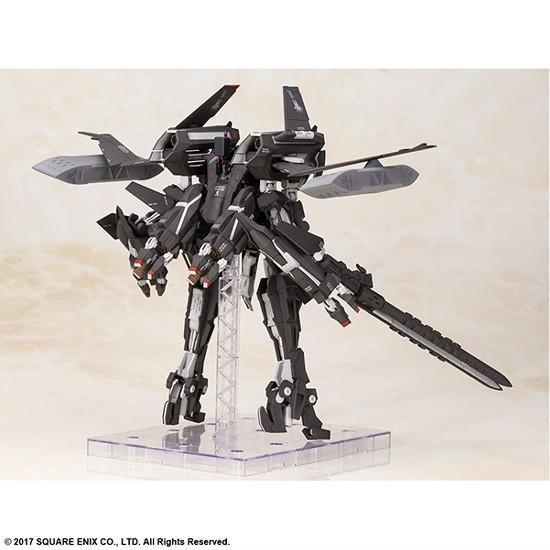 【駿河屋追加(6/28)】NieR:Automata プラスチックモデルキット 飛行ユニットHo229 Type-S & 9S(ヨルハ九号S型) スクエニが予約開始! 0625hobby-nier-IM002