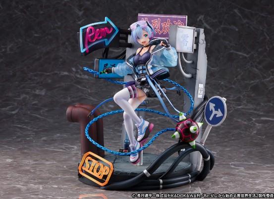 『Re:ゼロから始める異世界生活』 レム -Neon City Ver.-/ ラム -Neon City Ver.- フィギュアが公式ショップにて予約開始! 0625hobby-rezero-IM001