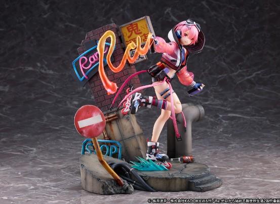 『Re:ゼロから始める異世界生活』 レム -Neon City Ver.-/ ラム -Neon City Ver.- フィギュアが公式ショップにて予約開始! 0625hobby-rezero-IM003