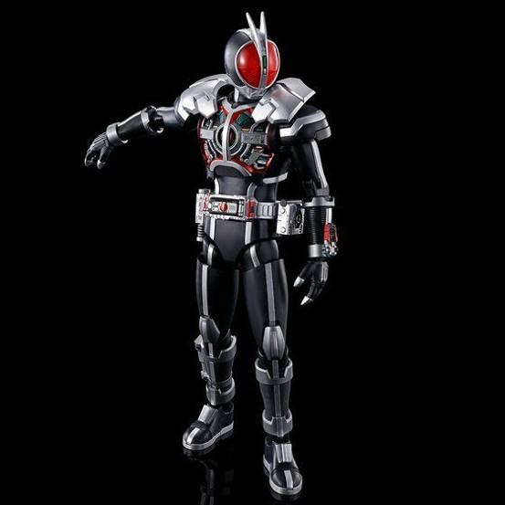Figure-rise Standard 仮面ライダーファイズ アクセルフォーム バンダイ プラモデルがプレバン限定で予約開始! 0628hobby-555-IM003