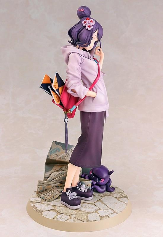 Fate/Grand Order フォーリナー/葛飾北斎 英霊旅装Ver. ファット・カンパニー フィギュアが予約開始! 0702hobby-hokusai-IM003