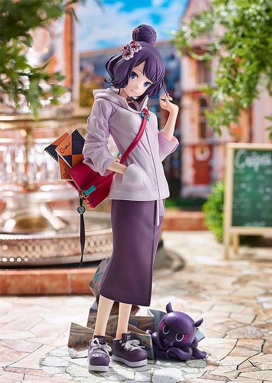 Fate/Grand Order フォーリナー/葛飾北斎 英霊旅装Ver. ファット・カンパニー フィギュアが予約開始! 0702hobby-hokusai-IM005