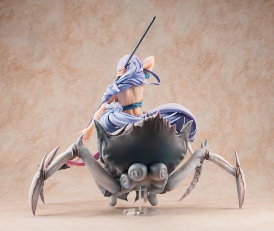 蜘蛛ですが、なにか? 原作版 私 アラクネ/白織 カドカワ フィギュアが一部店舗限定で予約開始! 0704hobby-kumo-IM002