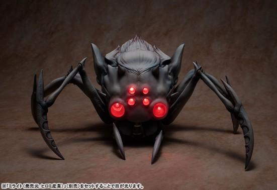 蜘蛛ですが、なにか? 原作版 私 アラクネ/白織 カドカワ フィギュアが一部店舗限定で予約開始! 0704hobby-kumo-IM006