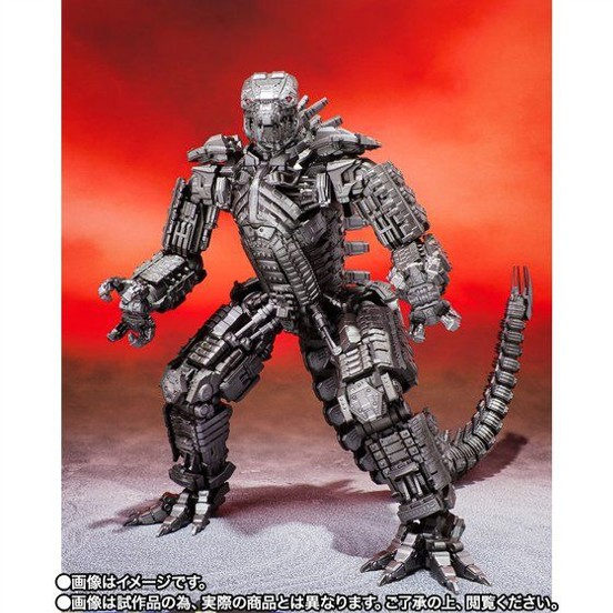 S.H.MonsterArts MECHAGODZILLA FROM GODZILLA VS. KONG (2021) バンダイ 可動フィギュアがプレバン限定で予約開始! 0705hobby-meca-IM001