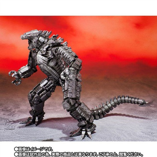 S.H.MonsterArts MECHAGODZILLA FROM GODZILLA VS. KONG (2021) バンダイ 可動フィギュアがプレバン限定で予約開始! 0705hobby-meca-IM002
